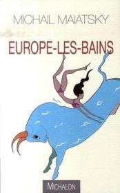 Europe-les-bains - Couverture - Format classique