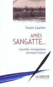 Apres Sangatte - Intérieur - Format classique