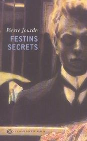 Festins Secrets - Intérieur - Format classique