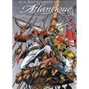 Les survivants de l'atlantique t.6 ; belle bete corsaire - Couverture - Format classique