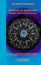 Science Et Medecine - Couverture - Format classique