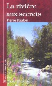 La riviere aux secrets - Couverture - Format classique