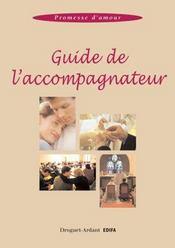 Guide de l'accompagnateur - Intérieur - Format classique