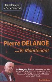 Pierre Delanoe - Intérieur - Format classique