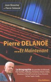 Pierre Delanoe - Couverture - Format classique