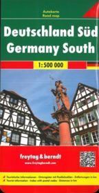 Germany South - Couverture - Format classique