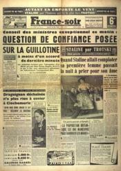 France Soir 6 Eme Edition N°1190 du 29/05/1948 - Couverture - Format classique