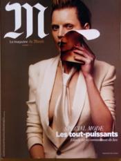 M Le Monde du 03/03/2012 - Couverture - Format classique