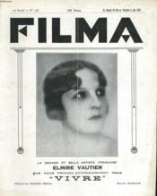 Filma 20e Annee - N°236 - Couverture - Format classique