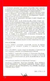 Outils De Developpement Cognitif. Theories,Methodes - 4ème de couverture - Format classique