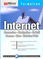Formation internet - Couverture - Format classique