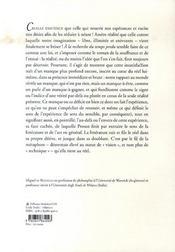 Jouissance de proust ; pour une esthétique de la métaphore - 4ème de couverture - Format classique