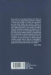 Chardin - 4ème de couverture - Format classique