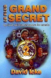 Le plus grand secret t.2 ; le livre qui transformera le monde - Couverture - Format classique