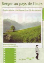 Berger au pays de l'ours - Couverture - Format classique