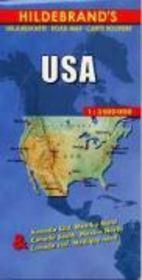 Usa - Etats Unismexique Nord - Couverture - Format classique