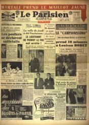 Parisien Libere Edition De 5 Heures (Le) N°1194 du 01/05/1948 - Couverture - Format classique