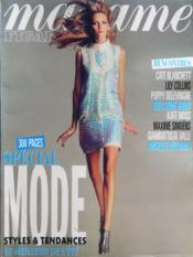 Madame Figaro du 03/03/2012 - Couverture - Format classique