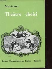 Theâtre Choisi - Couverture - Format classique