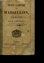 Petit Carme De Massillon - Couverture - Format classique