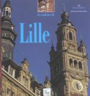 Les couleurs de Lille - Couverture - Format classique