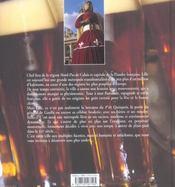 Les couleurs de Lille - 4ème de couverture - Format classique