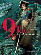 9 Tetes T.1 ; La Malle Ecarlate - Intérieur - Format classique