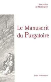 Le manuscrit du Purgatoire - Couverture - Format classique