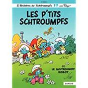 Les Schtroumpfs t.13 ; les p'tits Schtroumpfs - Intérieur - Format classique