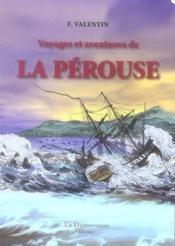 Voyages et aventures de la pérouse - Couverture - Format classique