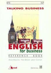 Manuel english for business - Intérieur - Format classique