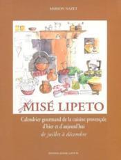 Mise Lipeto - Ii - Juillet/Decembre - Couverture - Format classique