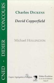 Charles Dickens : David Copperfield. - Couverture - Format classique