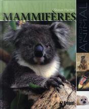 Mammiferes - Intérieur - Format classique