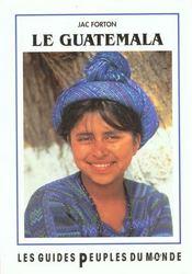 Le Guatemala - Intérieur - Format classique