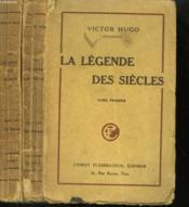 La Legende Des Siecles. En 2 Tomes. - Couverture - Format classique