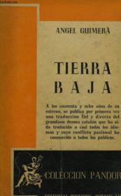 Tierra Baja - Couverture - Format classique