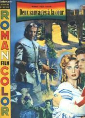 ROMAN FILM COLOR - 2eme ANNEE - N°2 - Couverture - Format classique