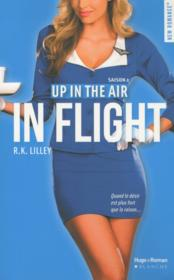 Vente livre :  Up in the air saison 1 ; in flight  - R. K. Lilley