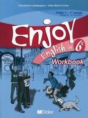 6ème ; workbook (édition 2006) - Intérieur - Format classique