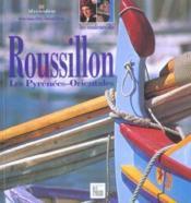 Les couleurs du Roussillon - Couverture - Format classique