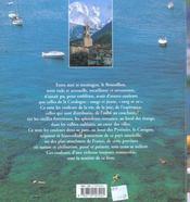 Les couleurs du Roussillon - 4ème de couverture - Format classique