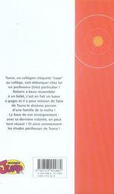 Reborn t.1 ; Reborn débarque - 4ème de couverture - Format classique
