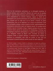 Emmanuel kant, philosophie pratique - 4ème de couverture - Format classique