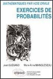 Mathematiques Par Voie Orale Exercices De Probabilites - Intérieur - Format classique