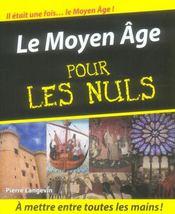 Le Moyen Age pour les nuls - Intérieur - Format classique