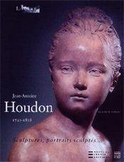 Houdon au louvre.catalogue des sculptures de jean antoine - Intérieur - Format classique