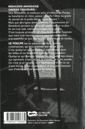 Causse Toujours - 4ème de couverture - Format classique