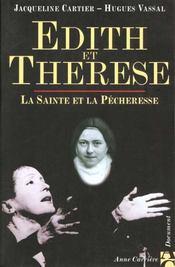 Edith et therese la sainte et la pecheresse - Intérieur - Format classique