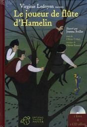 Le joueur de flûte d'Hamelin - Intérieur - Format classique